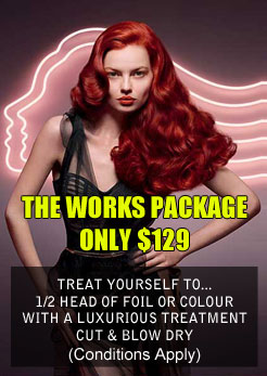 hair dresser deal richmond